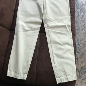 J. Crew Pants - J. Crew Broken In Scout light mint green chino